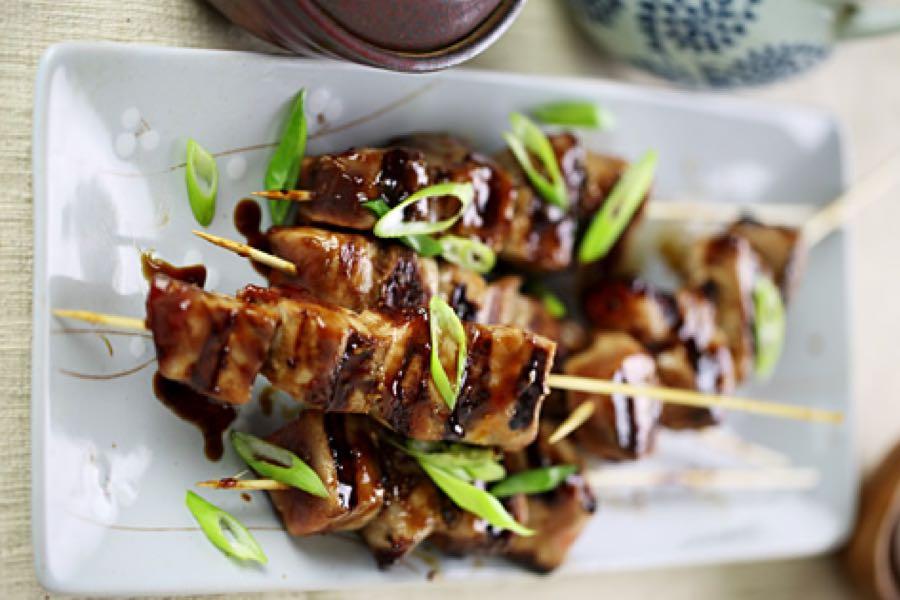 auradaze-japanese-sushi-deli-royal-leamington-spa-darren-yates-menu-teriyaki-skewers